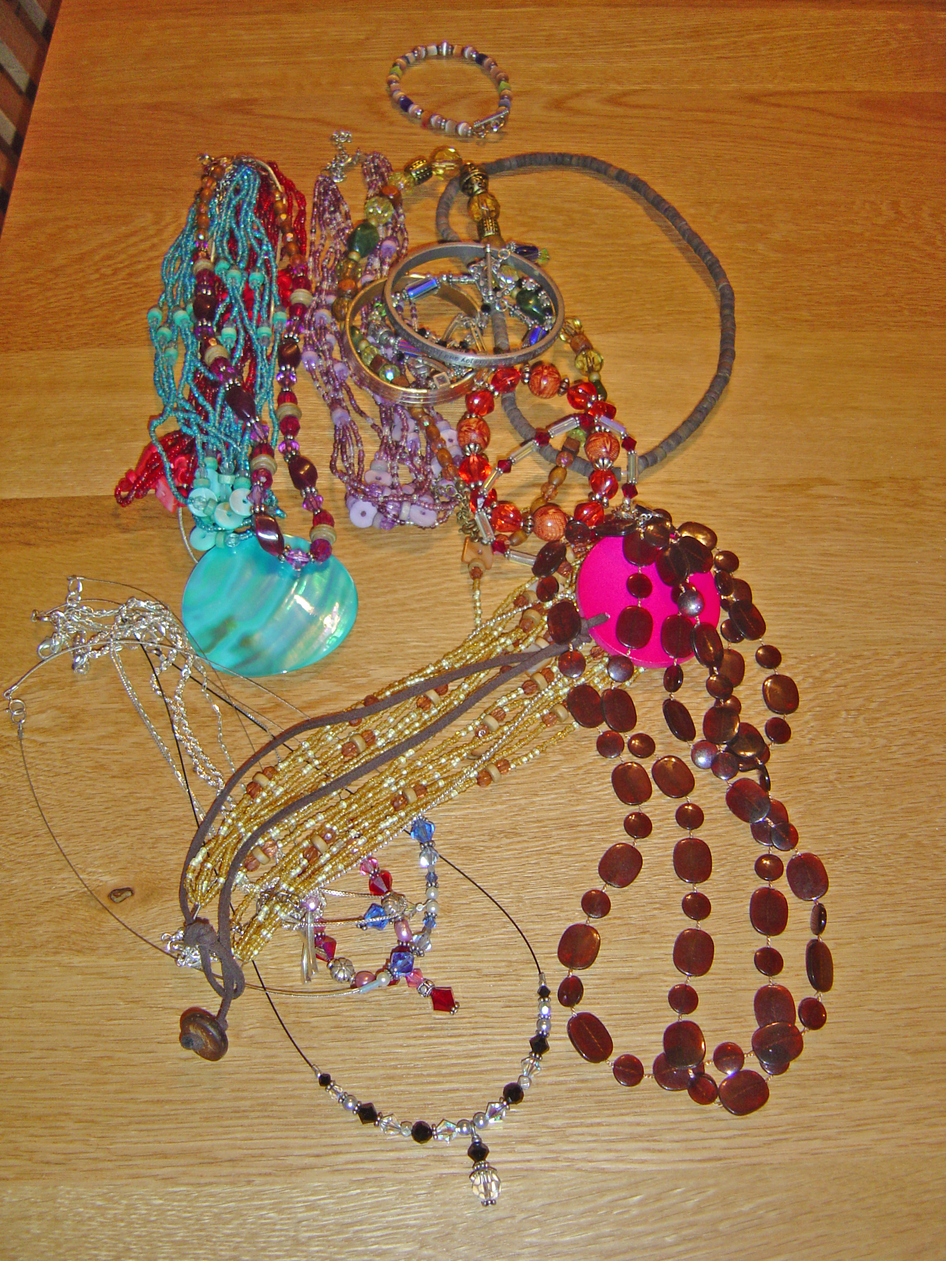 My jewelry needs a home.
